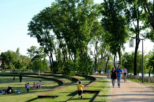 Parc de Lyon
